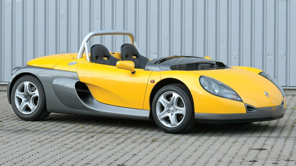 The Renault Sport Spider Is the Hyperlight, Mid-Engine Sports Car Time Forgot