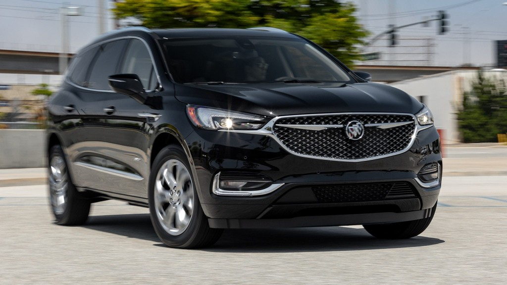 2020 Buick Enclave Avenir First Drive: Your Luxury Minivan Replacement