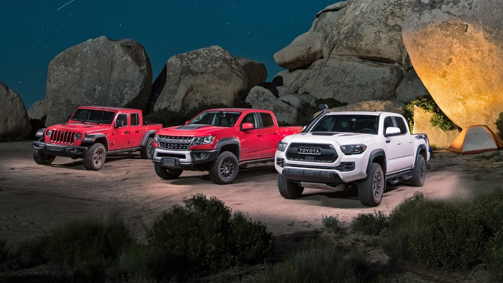 The Best Midsize Pickup Trucks to Buy in 2020