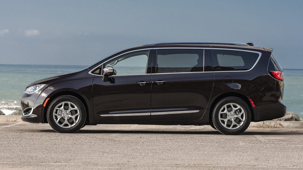 Why the Chrysler Pacifica Is the Minivan You Want for Your Next Road Trip