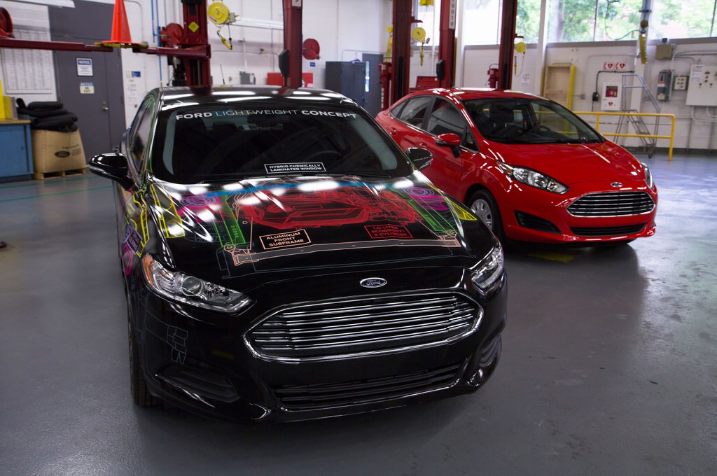 Ford Facts And Photos 2014 - Magazine cover