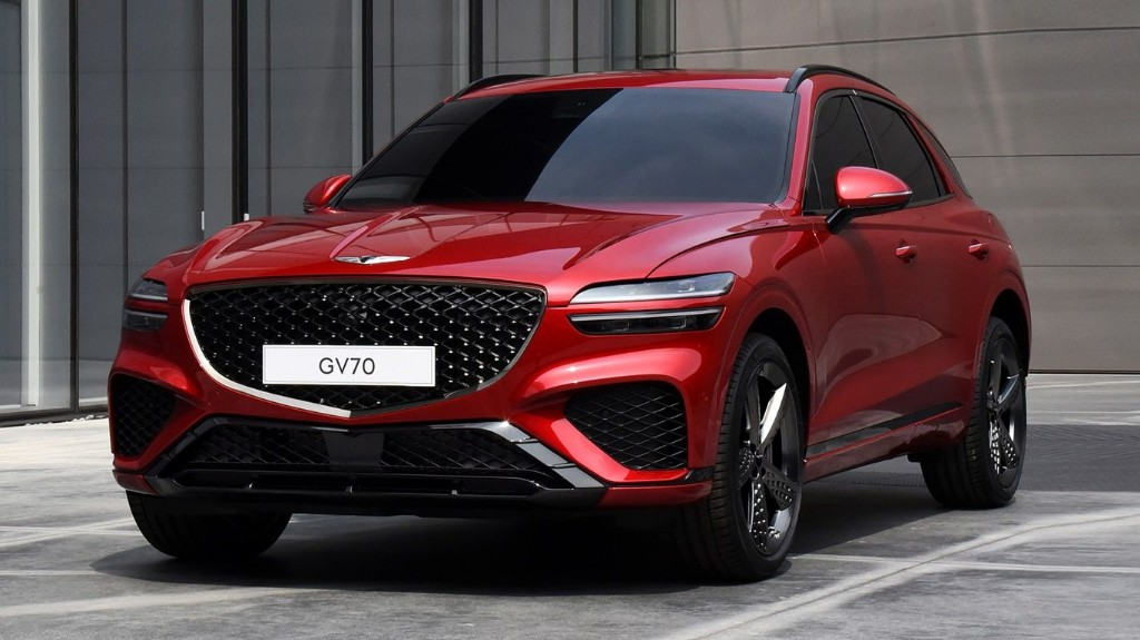 2022 Genesis GV70 SUV First Look: The Luxury Brand Continues to Roll