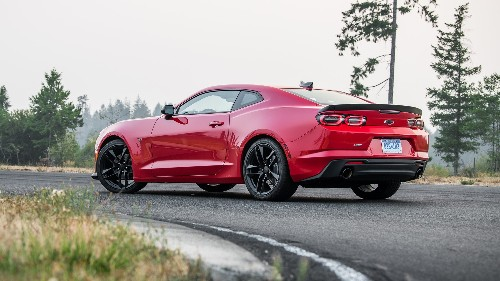 Four-Cylinder Ford Mustang Extends 0–60 MPH Lead Over Turbo Chevy Camaro