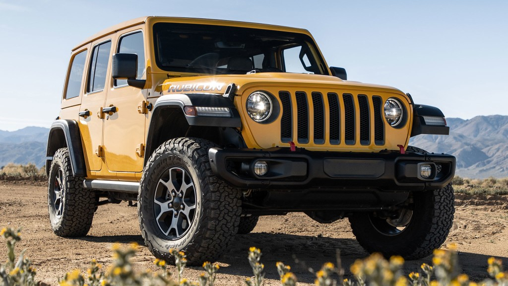 Mark Your Calendars, the Jeep Wrangler 4xe Is Coming This Fall