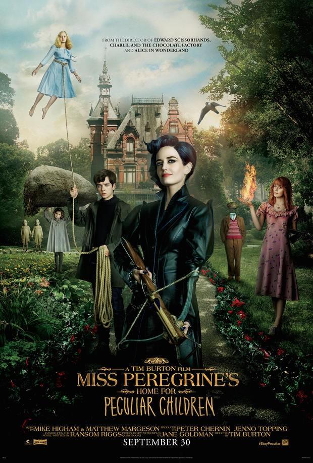 Movie - Magazine cover