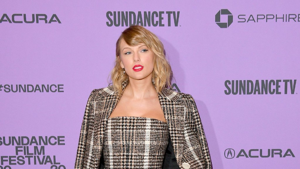 Taylor Swift Goes Back Into The Studio For Intimate Folklore Film
