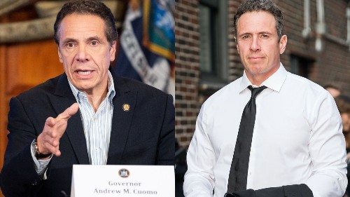 In Praise of the Brothers Cuomo: America's Dad and Daddy