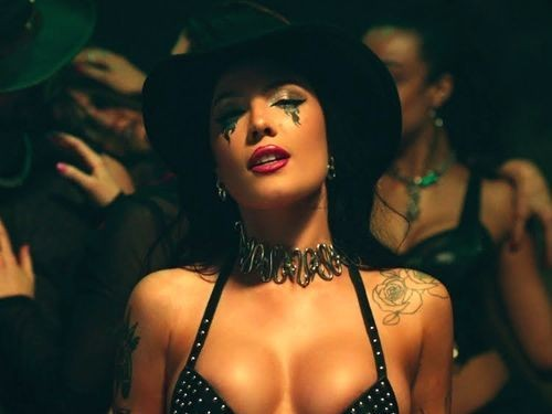 Halsey's 'You Should Be Sad' Video Is A 'Dirrty,' Shania-Referencing Hoedown