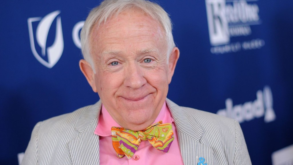 "Leslie Jordan Will Pounce Back on TV in ""Call Me Kat"""