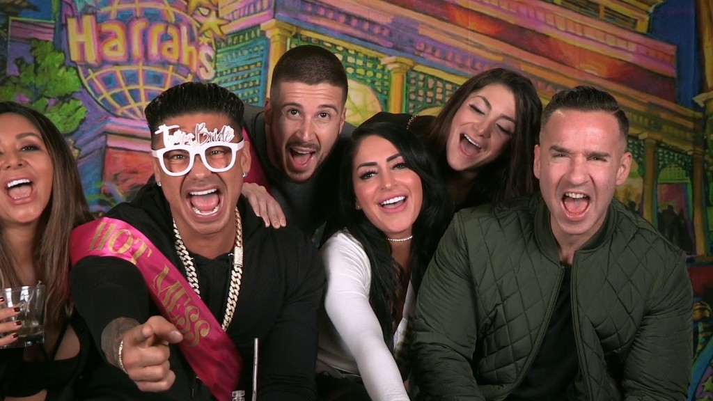 What Was Angelina's Favorite Moment From Her Jersey Shore Bachelorette Bash?