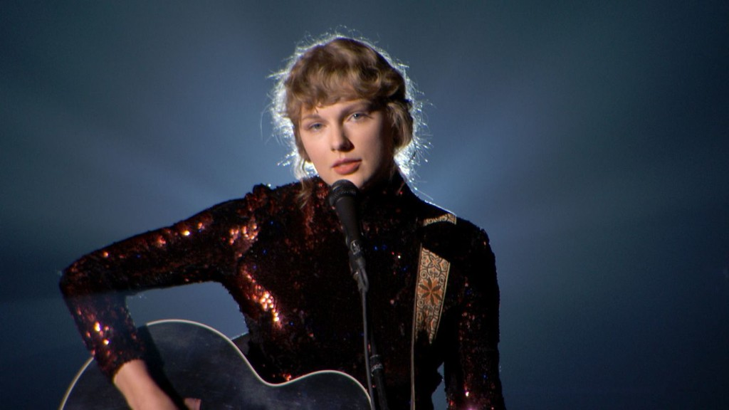 Taylor Swift's Folklore Just Netted The Artist Her Latest Career Milestone