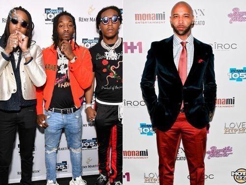 Migos On Joe Budden: 'We Want To See Him Win'