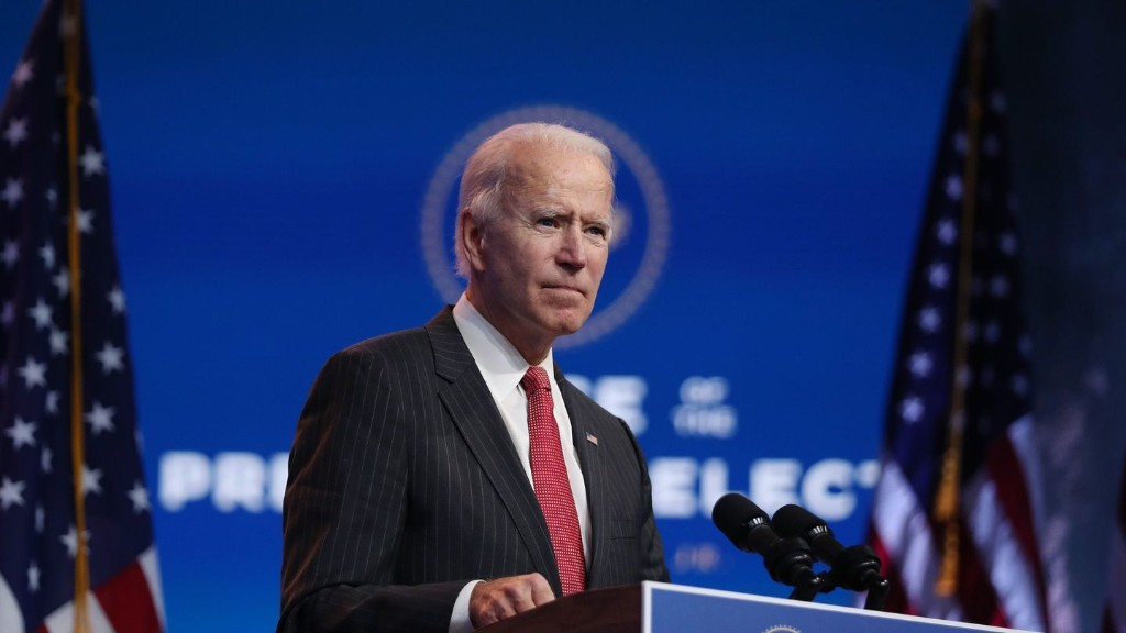 Joe Biden Picks Gay Man as White House Social Secretary