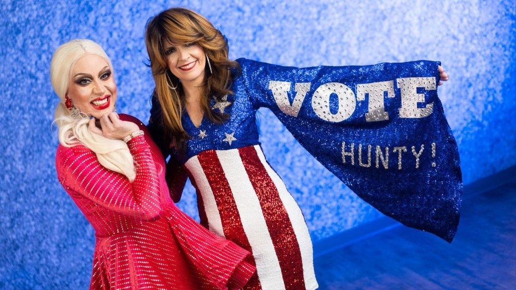 Drag Out the Vote Wants You to Serve Election Eleganza This November