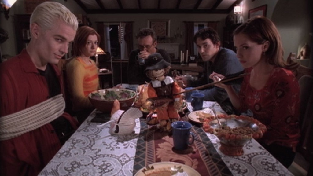 """An Ode to """"Pangs,"""" the Iconic """"Buffy the Vampire Slayer"""" Thanksgiving Episode"""