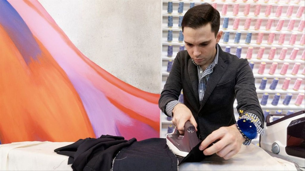 How Tyler Neasloney Turned His Viral 'Project Runway' Quip Into A Force For Good