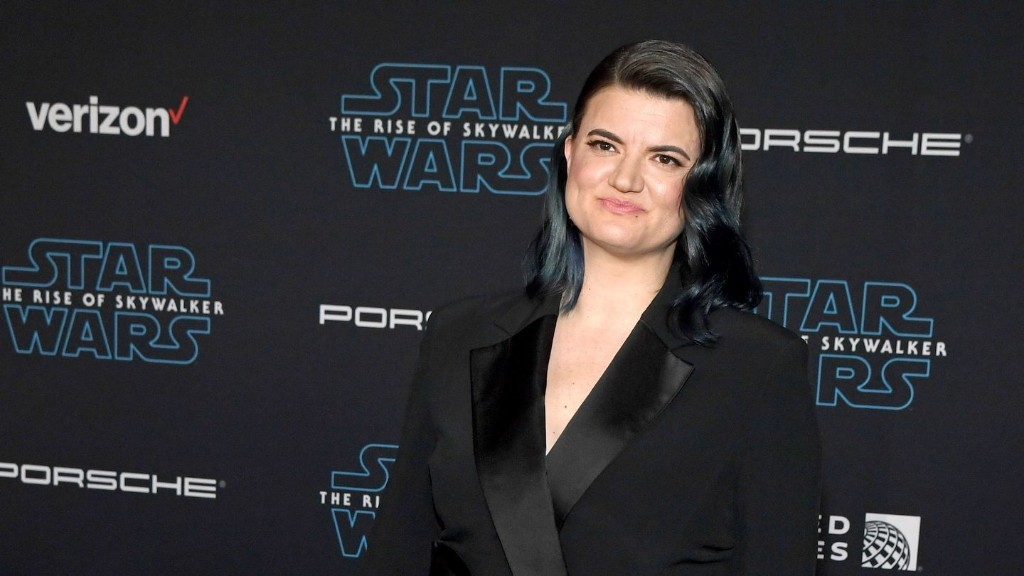 "Get to Know the ""Star Wars"" Universe's First Queer Showrunner"