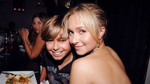 Hayden Panettiere's Younger Brother Jansen Is All Grown Up: See What He Looks Like Now