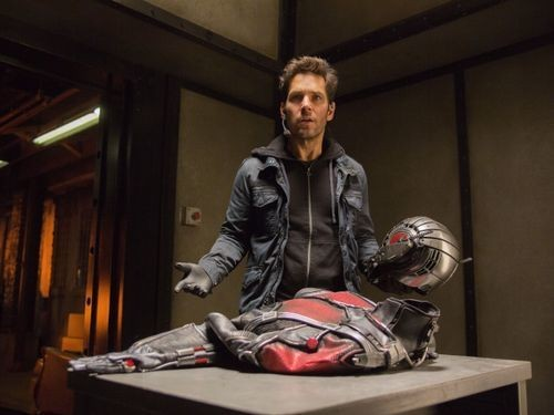 Zack Snyder Is Being A Total Mean Girl About Ant-Man