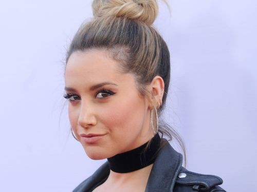 Ashley Tisdale's Sexy 'Toxic' Cover Would Make Britney Proud