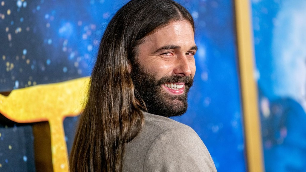 Jonathan Van Ness Has Good Advice for Quarantine Haircutters