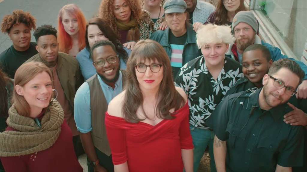 Music Video Imagines Beautiful World Where Everyone Is Trans