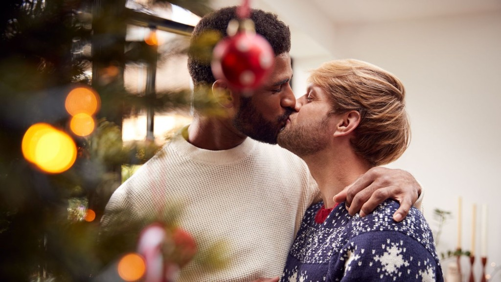Lifetime Stuffs Our Stockings With First LGBTQ Holiday Movie