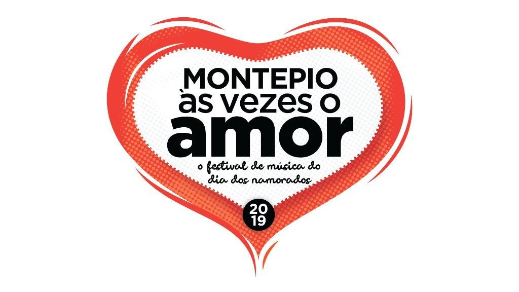 Montepio às vezes o amor 2019 - cover