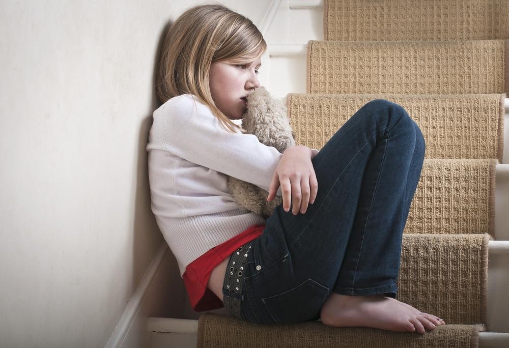 Child Abuse & Domestic Violence - Magazine cover