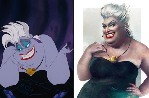 Artist Brilliantly Imagines What Disney Villains Would Look Like in Real Life