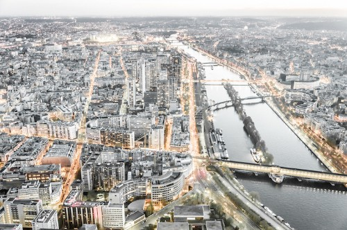 Striking Photos of Paris Highlight the City's Spectacular Boulevards and Architecture
