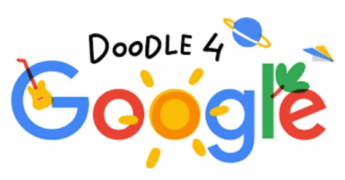 The 'Doodle for Google' Contest Is Now Open for Kids to Show Their Artwork to Billions