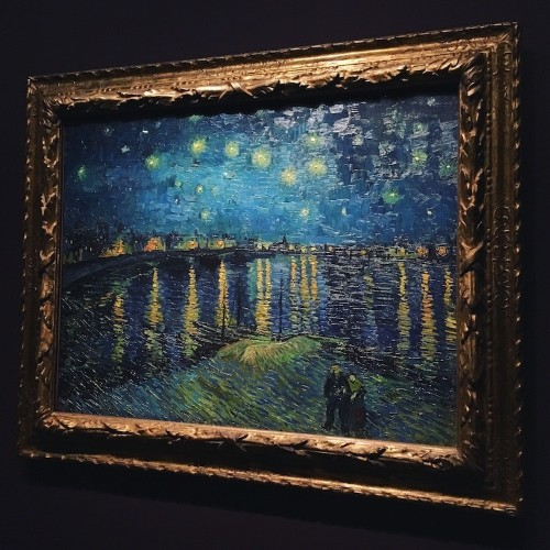 The Fascinating Story Behind the Painting That Led to Van Gogh's 'Starry Night'