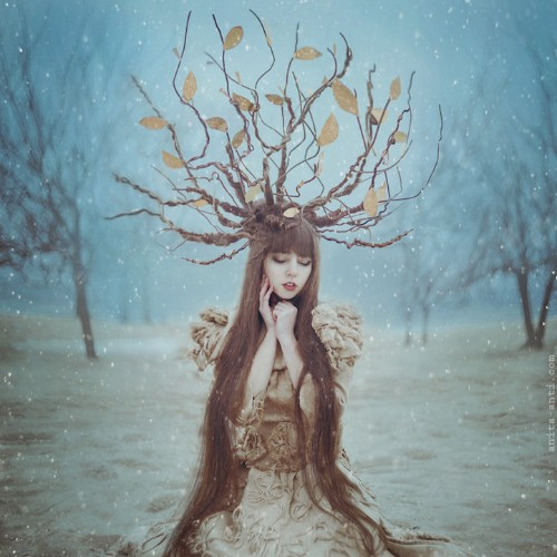 Enchanting Fairytale-Inspired Photos by Anita Anti