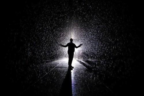 Interactive Indoor Rain Room Comes to New York