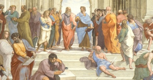 The Story Behind Raphael's Masterpiece 'The School of Athens'
