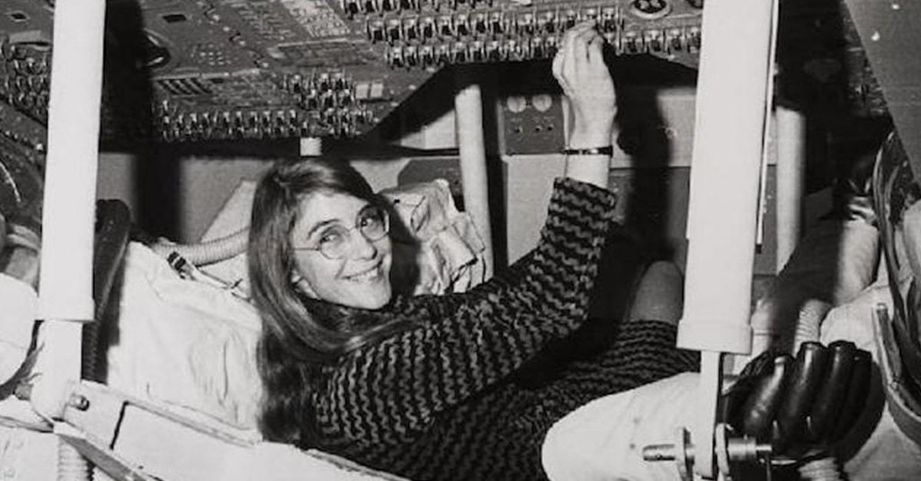 Meet Margaret Hamilton, the Woman Who Helped NASA Land on the Moon