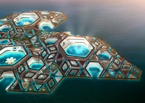 Futuristic Floating City Could Soon Become a Reality