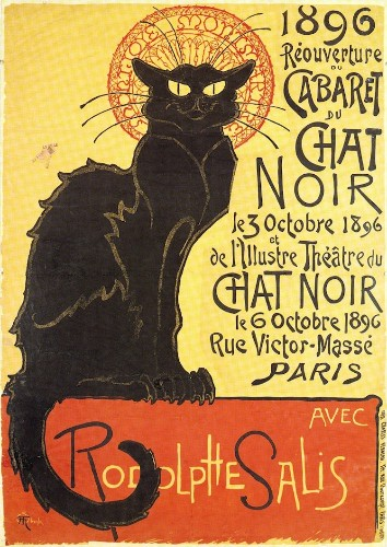 Vintage Posters From La Belle Epoque Available as Free Posters