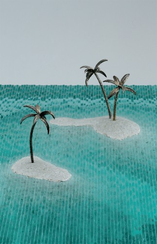 New Ocean-Inspired, Hand-Cut, Layered Glass Sculptures by Ben Young