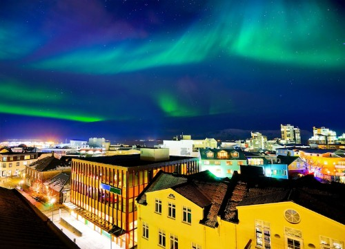 Fly to Iceland to See the Northern Lights for Just $99 This Fall and Winter