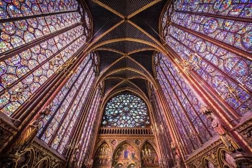 Stained Glass: The Splendid History of an Ancient Art Form That Still Dazzles Today