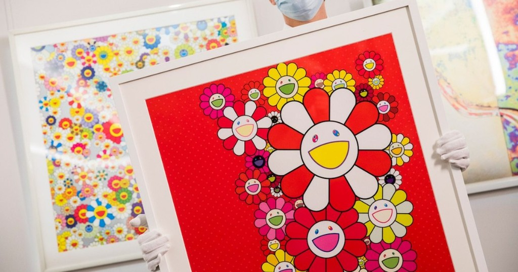 Takashi Murakami Headlines Sotheby's First-Ever Auction Dedicated To Contemporary Japanese Art