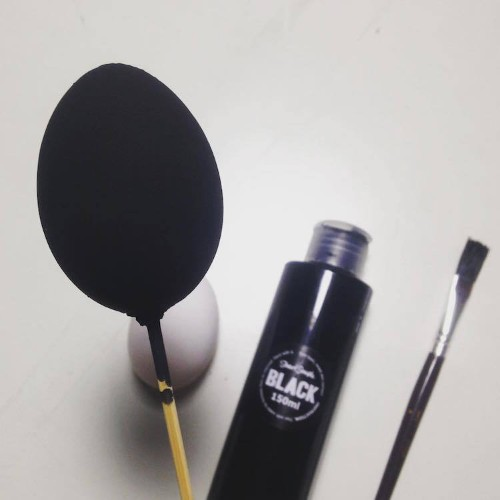 "World's ""Mattest and Flattest"" Black Paint is Now Available for All Worldwide"