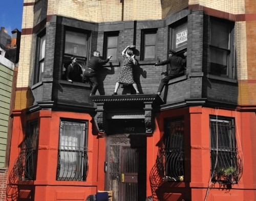Amazing Historic Compilations of NYC Crime Scenes