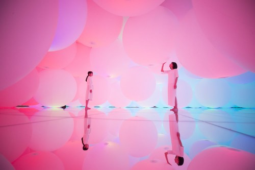 Japanese Art Installation Lets Visitors Step Into a Living Dream World