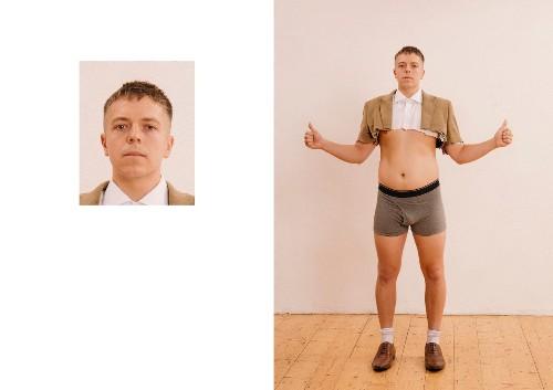 Delirantes fotografías muestran el lado atrevido de las fotos de pasaporte