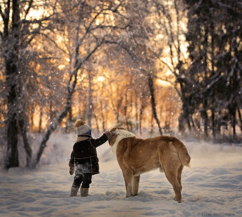 Elena Shumilova Shares Her Secrets on How to Photograph Kids