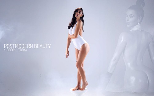 Fascinating Video Shows Women's Ideal Body Types Over 3000 Years