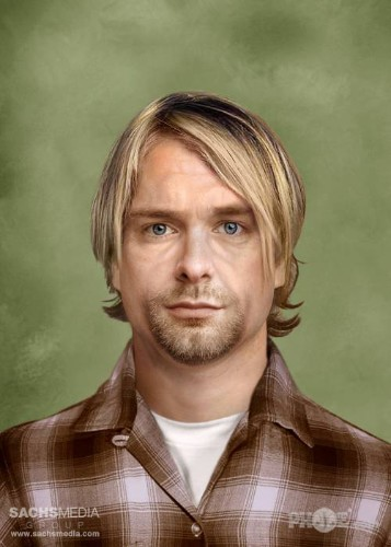 Portraits of Iconic Musicians If They Were Still Alive